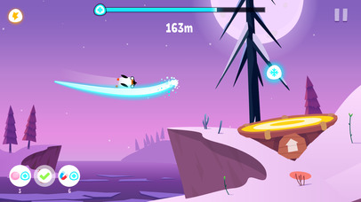 Help a Penguin Take Flight in Pengy Has a Dream