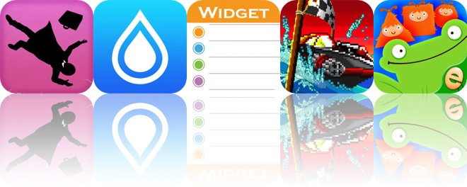 Today's Apps Gone Free: Framed, iHydrate, Reminders Widget and More