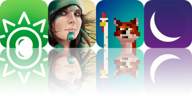 Today's Apps Gone Free: Foresee, Windy, Fox Eats Chicks and More