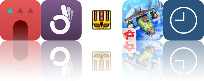 Today's Apps Gone Free: Sero, Perfect Me, Pixel Adventure Stickers and More