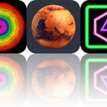 Today's Apps Gone Free: Super Happy Fun Block, Uzu, Mars Information and More