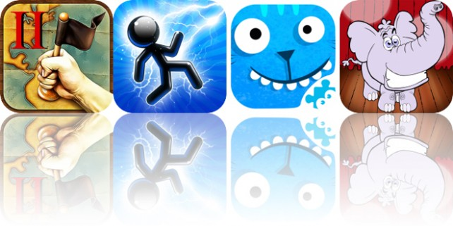 Today's Apps Gone Free: Empires II, Tesla Wars, Fun on the Farm and More