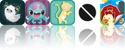 Today's Apps Gone Free: Illi, Tentatrio, I Imagine and More