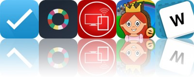 Today's Apps Gone Free: Remember to Buy, Oflow, WiTop and More