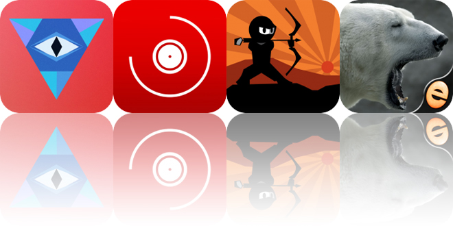 Today's Apps Gone Free: Yankai's Triangle, Discographic, Drawn To Kill and More