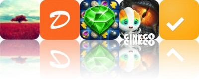 Today's Apps Gone Free: Gloomlogue, Days, Cradle of Rome 2 and More