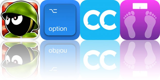 Today's Apps Gone Free: Tiny Defense, Pro Keyboard, CamCard and More