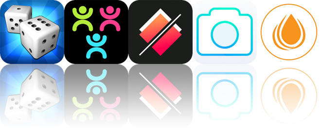 Today's Apps Gone Free: Backgammon HD, DMD Clone, Linia and More