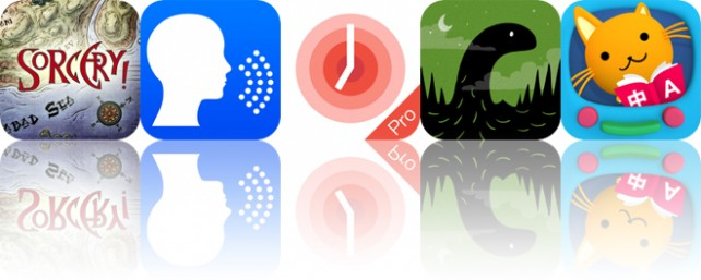 Today's Apps Gone Free: Sorcery, Breathing Zone, One Tomato and More