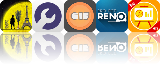 Today's Apps Gone Free: Universal Zoom, How a Car Works, Giflay and More