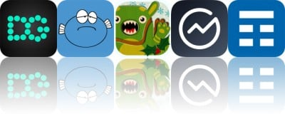 Today's Apps Gone Free: Display Go, Carp, Cutie Monsters and More