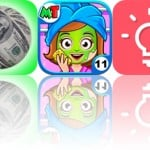 Today's Apps Gone Free: Databit, Debt Snowball, My Town: Beauty Spa Saloon and More