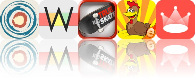 Today's Apps Gone Free: Busymind, WordHue, True Skate and More