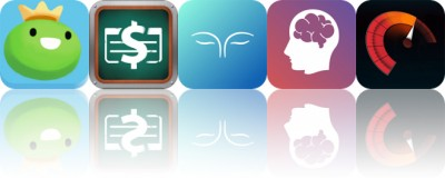 Today's Apps Gone Free: Journey of 1000 Stars, Checkbook, Mindbliss and More