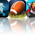 Today's Apps Gone Free: Fitness Point, Yuri, Flick Kick Field Goal and More