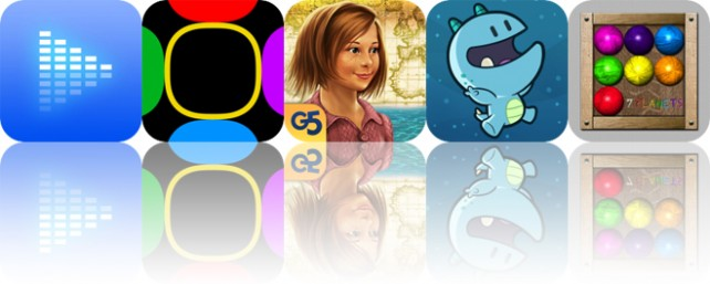 Today's Apps Gone Free: LeechTunes, Mind Magnets, Treasure Seekers and More