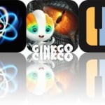 Today's Apps Gone Free: Cycles, Atomic Toy, Ginkgo Dino and More