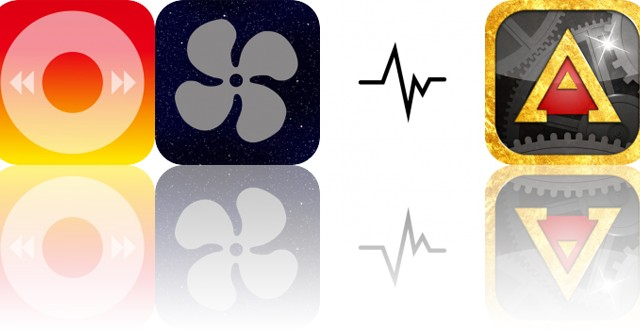 Today's Apps Gone Free: TunesFlow, NiteFan, SYS and More