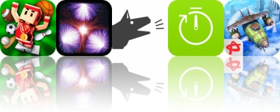 Today's Apps Gone Free: Flick Champions, Tesla Toy, Good Woofy and More