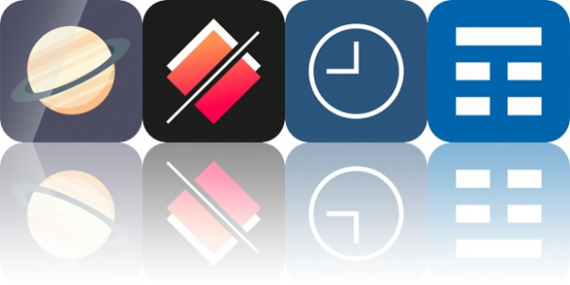 Today's Apps Gone Free: Planett, Linia, Time Manager and More