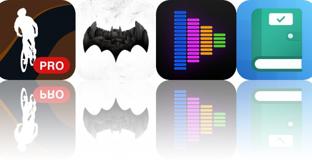 Today's Apps Gone Free: Batman - The Telltale Series, Runtastic Mountain Bike Pro, Equalizer+ Pro and More
