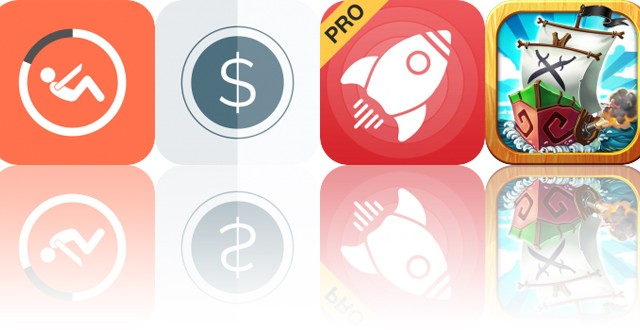 Today's Apps Gone Free: Streaks Workout, MoneyControl, Magic Launcher Pro and More