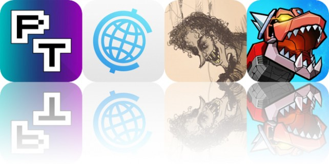 Today's Apps Gone Free: Pixel Trip, Currencies, Among Thieves and More