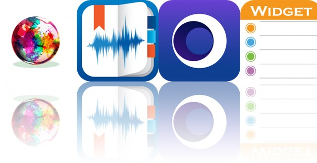 Today's Apps Gone Free: INKS, eXtra Voice Recorder, Tadaa SLR and More