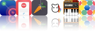 Today's Apps Gone Free: NodeBeat, InstaWeb, Cheerleader and More