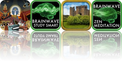 Today's Apps Gone Free: Astra, BrainWave Study Smart, The Mystery of Blackthorn Castle and More
