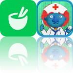 Today's Apps Gone Free: Blocko, Recipes Cook Book, Tiggly Doctor and More