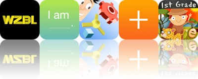 Today's Apps Gone Free: Wizibel, I Am, Blox 3D and More