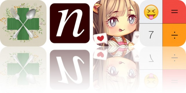 Today's Apps Gone Free: Cook + Cure, Namer, Sky Islands and More