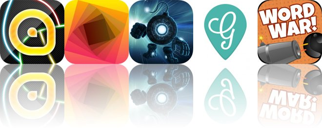 Today's Apps Gone Free: Achtung, Tangle, Avoid It and More