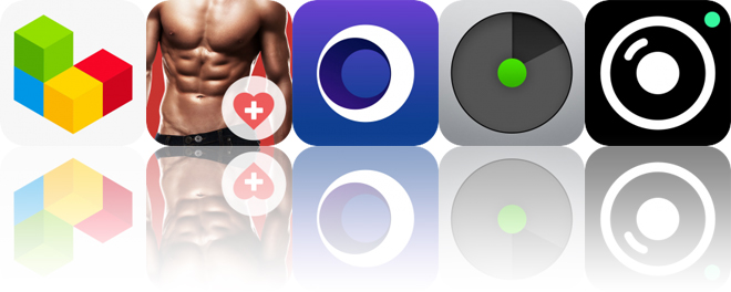 Today's Apps Gone Free: Tayasui Blocks, Fitness and Bodybuilding, Tadaa SLR and More