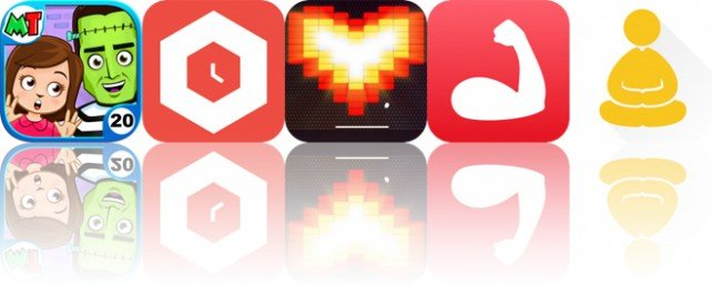 Today's Apps Gone Free: My Town: Haunted House, Timebox, Trixibrix and More