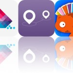 Today's Apps Gone Free: Sooshi, Sea of Squares, Pin Points and More