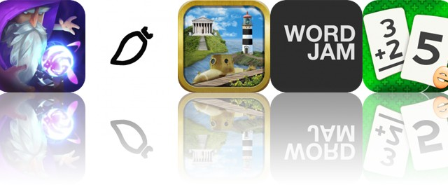 Today's Apps Gone Free: Age of Giants, Paint Hack, The Enchanted Books and More