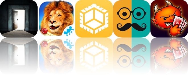 Today's Apps Gone Free: The Forgotten Room, Safari Quest, TapMeasure and More