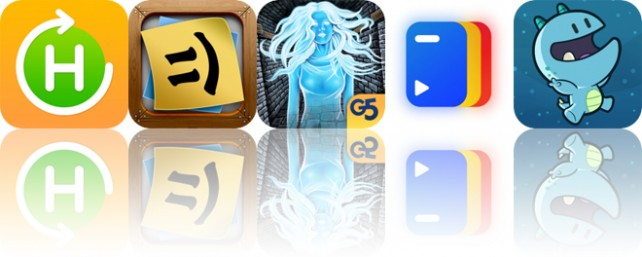 Today's Apps Gone Free: Daily Habits, Stickyboard, Inbetween Land and More