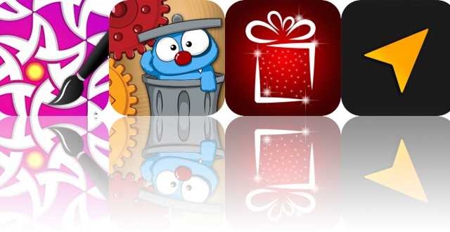 Today's Apps Gone Free: iOrnament, Love Gears, The Christmas Gift List and More