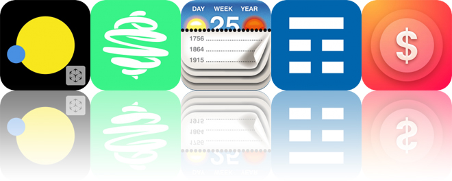 Today's Apps Gone Free: Augmented Reality Solar System, Draw in 3D, Calendarium and More