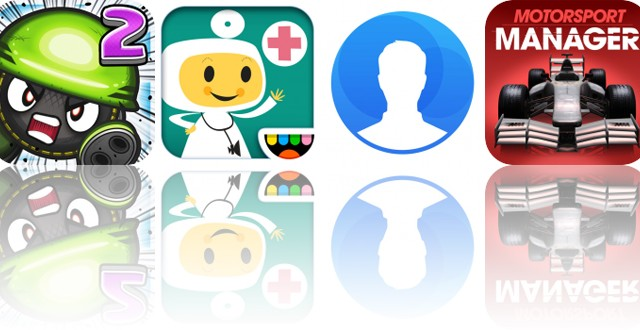 Today's Apps Gone Free: Tiny Defense 2, Toca Doctor, Simpler and More