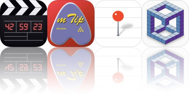 Today's Apps Gone Free: ProPlayer, mTip, GeoMEMO and More
