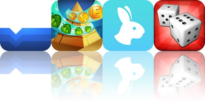 Today's Apps Gone Free: Convertible, Cradle of Egypt, Rabbit and More