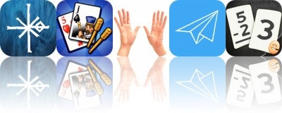 Today's Apps Gone Free: The Frostrune, Cribbage, Handsy and More