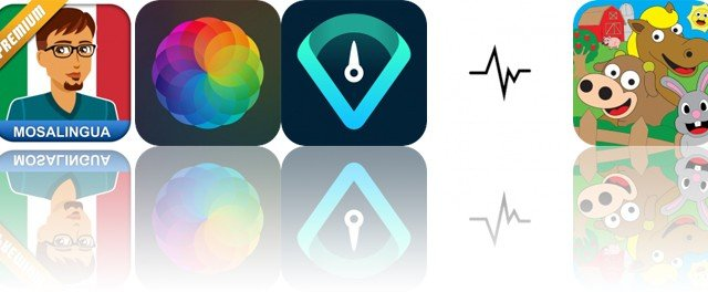Today's Apps Gone Free: Learn Italian, Afterlight, Vekt and More