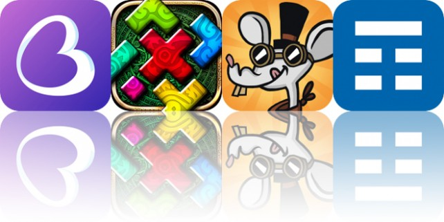 Today's Apps Gone Free: Baby Moments, iColorama S, Feed the Rats and More