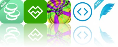 Today's Apps Gone Free: Pennies Mini, Mealviser, PirTie and More