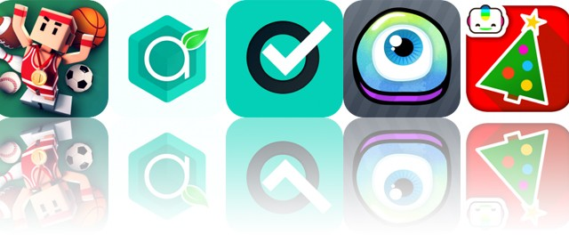 Today's Apps Gone Free: Flick Champions, Antioxidants, LifeList and More